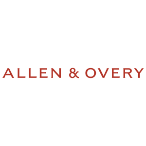 Allen and Overy logo for clients and organizations using Caselex' Market Definitions Module