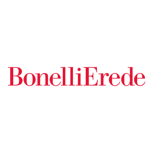 Bonelli Erede logo for clients and organizations using Caselex' Market Definitions Module