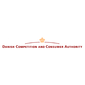 Danish Competition Authority logo for clients and organizations using Caselex' Market Definitions Module