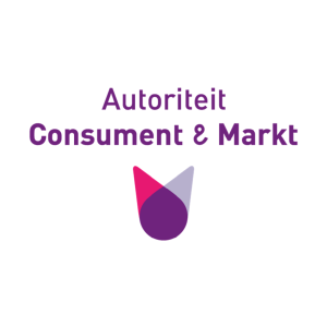 Dutch Competition Authority logo for clients and organizations using Caselex' Market Definitions Module
