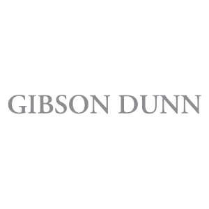 Gibson Dunn logo for clients and organizations using Caselex' Market Definitions Module