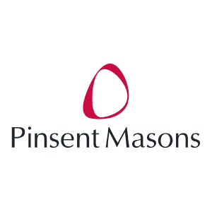 Pinsent Masons LLP logo for clients and organizations using Caselex' Market Definitions Module